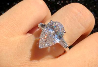 佩戴钻石饰品都需要注意什么,有何讲究?