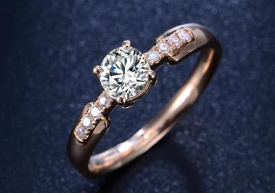 钻石戒指真假鉴别方法妙招,带你鉴别钻石戒指真假!