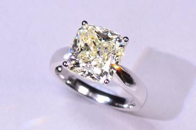 什么是钻石的抛光?钻石抛光等级的划分