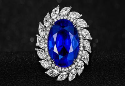 蓝宝石有多少种颜色,蓝宝石颜色大全!