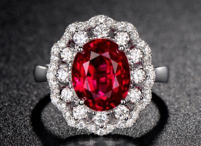 红宝石人工合成方法有哪些?合成红宝石如何辨别真假