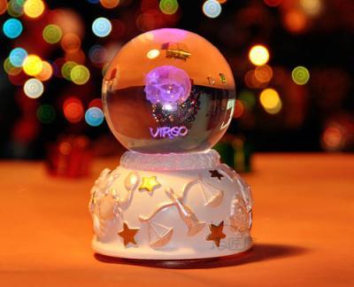 水晶球的寓意灵性作用是什么,水晶球含义寓意有哪些