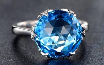 天然托帕石和水晶的区别,有什么不一样?