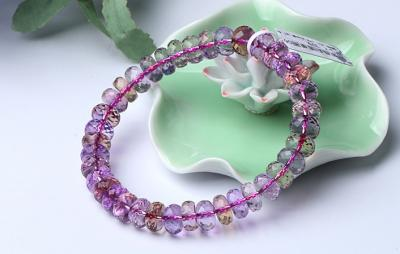 天然紫黄晶和紫水晶的区别,有什么不一样不同点?
