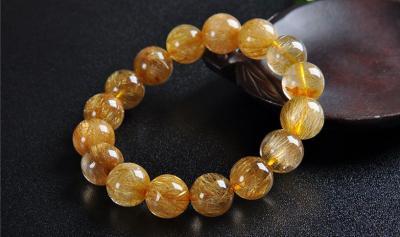 钛晶和金发晶的区别是什么,不一样不同点有哪些?