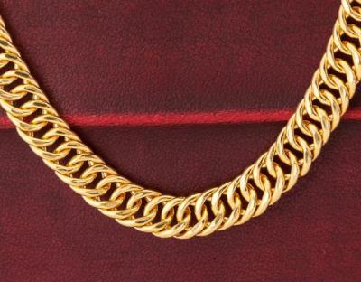 黄金项链一般多长合适,金项链长度一般是多少