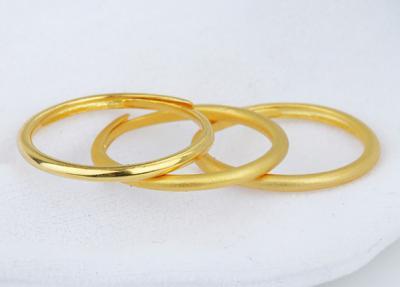 黄金首饰中掺铱代替黄金,假冒黄金真假难辨别