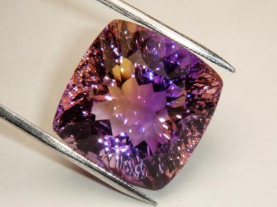 对紫黄晶你知道多少,紫黄晶的真假怎么去鉴别?