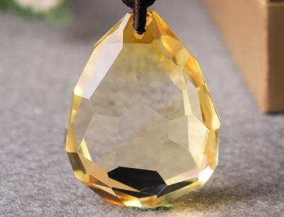 纯天然黄水晶产地是哪里,黄水晶产地有哪些?