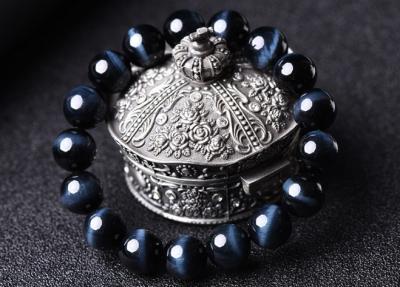 佩戴蓝虎眼石有什么好处和作用,戴蓝虎眼石的手链吊坠好处有哪些?