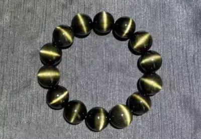佩戴天然金曜石有什么好处和作用,戴金曜石的手链吊坠好处?