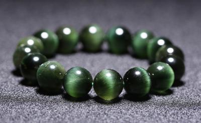 天然绿发晶品质好坏怎么看,怎么挑选鉴别绿发晶的质量?