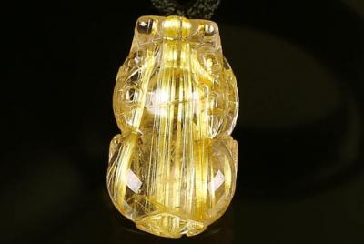 天然钛晶品质好坏怎么看,怎么挑选鉴别钛晶的质量?