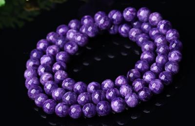 紫龙晶适合什么人戴,什么人不合适戴紫龙晶?