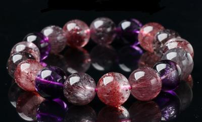超七水晶紫发晶适合什么人戴,什么人不适合戴紫发晶?