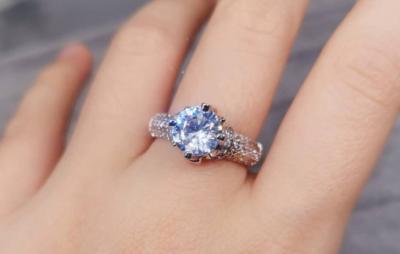 代购的莫桑钻石能买吗,莫桑钻骗局,千万别买