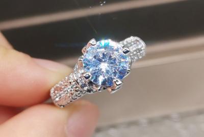 925银莫桑钻石一克拉多少钱,98%的人买贵了
