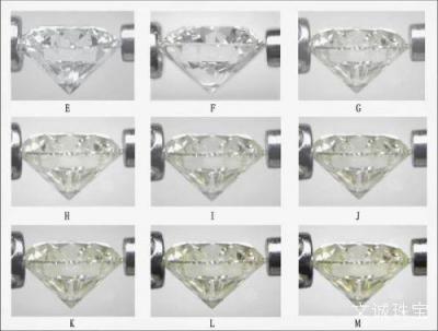 钻石颜色级别怎么挑选,钻石颜色选购技巧有哪些