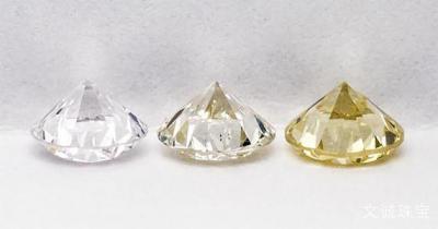 天然黄钻品质好坏怎么看,怎么挑选鉴别黄钻的质量?