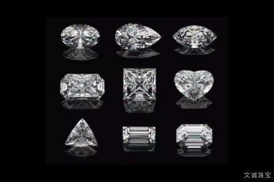 钻石有哪些形状?不同的钻石形状有哪些寓意?